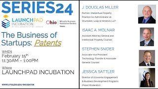 Series24 - The Business of Startups: Patents
