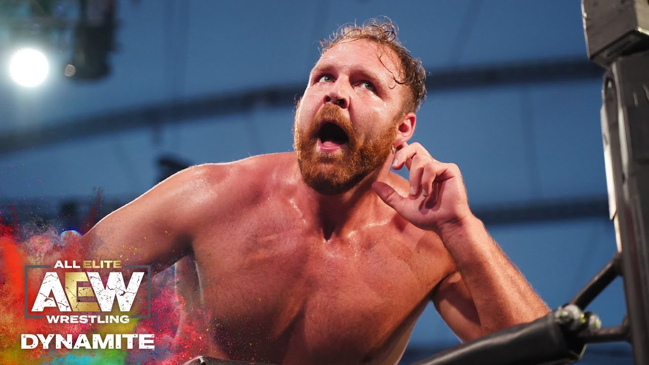 Download JON MOXLEY SAID HE WOULD BREAK IT AND HE DID   AEW DYNAMITE 5/20/20, JACKSONVILLE, FL