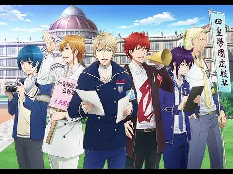 A Dance with Devils Musical Compilation [ All songs from ep 1-12]