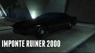 TEST DE LA IMPONTE RUINER 2000 - GTA Online [PS4]