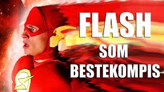 Hvis Flash var min Bestekompis! - JUSTICE LEAGUE