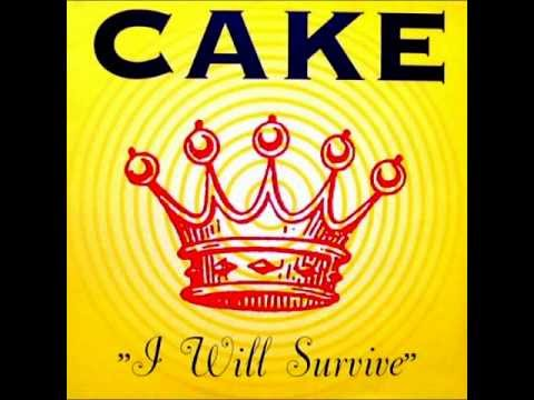 Cake-I will survive (Lyrics)