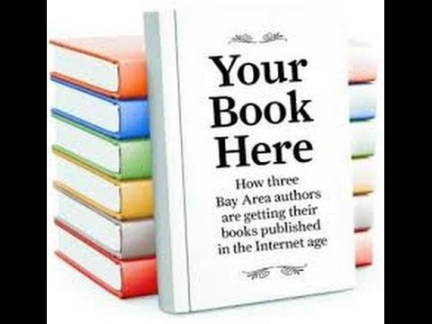 Publishing your first book - Here's the simple steps!