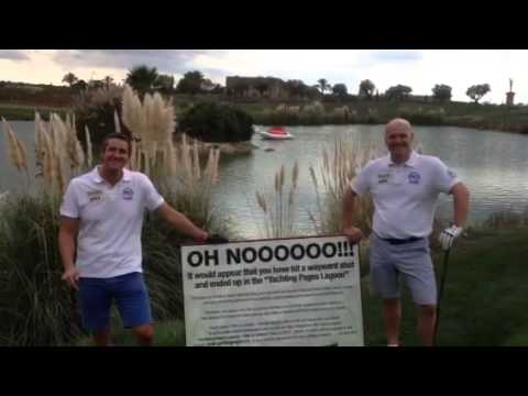 Have Yachting Pages found the worst golfers at Pinmar Golf Tournament 2013?