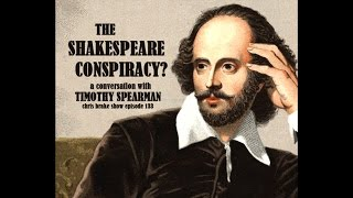 the shakespeare authorship conspiracy Oxfordian theory of shakespeare authorship 1 historical record and often propose the conspiracy theory that the record was falsified to protect the.