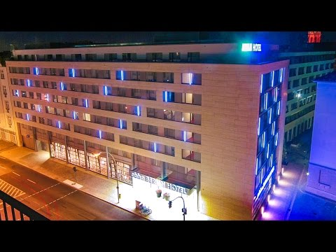 abba Berlin Hotel - Construction Documentary timelapse