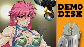 SLOW MO GIRLS - Demo Disk Gameplay