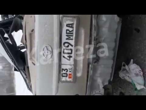 Смертельное ДТП на ленинск-кузнецкой трассе