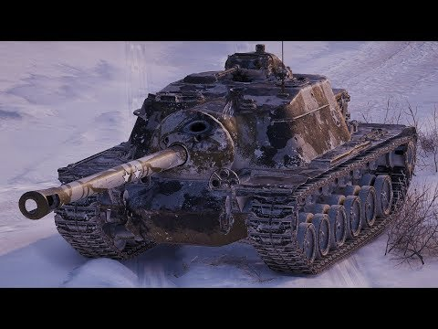 World of Tanks T110E3 - 5 Kills 12,1K Damage thumbnail
