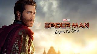 SPIDER-MAN: LEJOS DE CASA. El mundo está en juego. En cines 5 de julio.