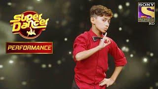 Akash के Contemporary Dance से Judges हुए स्तंभित | Super Dancer Chapter 2