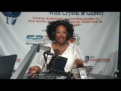 The Business Zone with Crystal & Gilbert   THE REALITIES OF DOING BUSINESS 9 15 17