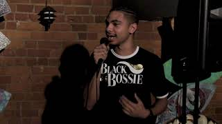 Austin at Chameleon #OpenMic #Comedy #Cincinnati #Ohio #Standup
