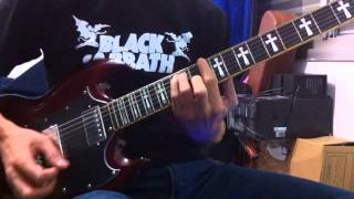 guitar cover - Warpigs by Black Sabbath