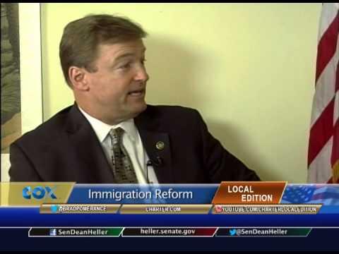 Charter Local Edition U.S. Senator Dean Heller Interview
