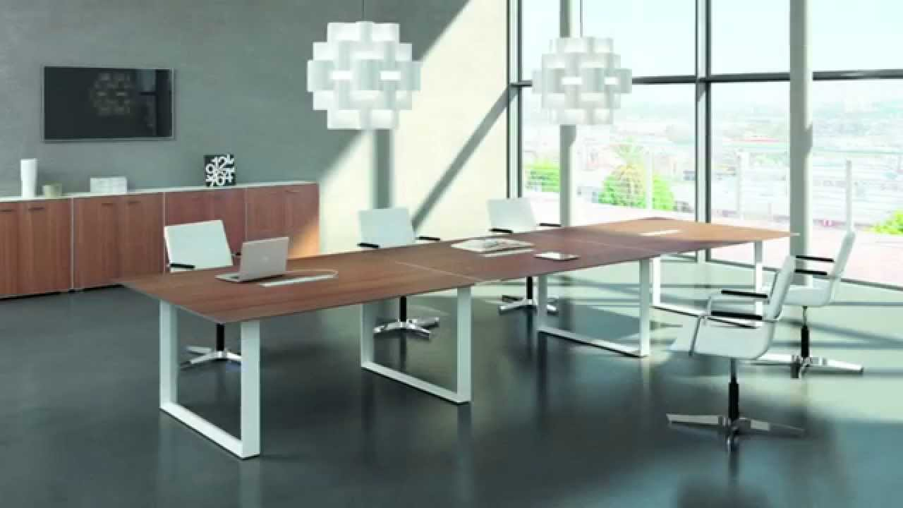 Cool office furniture modern office designs youtube for Best modern offices