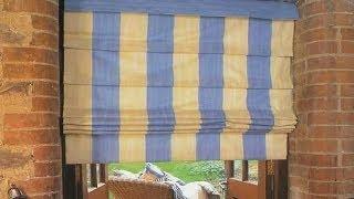 Шьем шторы римские(В этом видео продемонстрировано шитье римских штор своими руками. Подробности можно увидеть здесь: http://shtory2..., 2014-03-21T16:10:12.000Z)