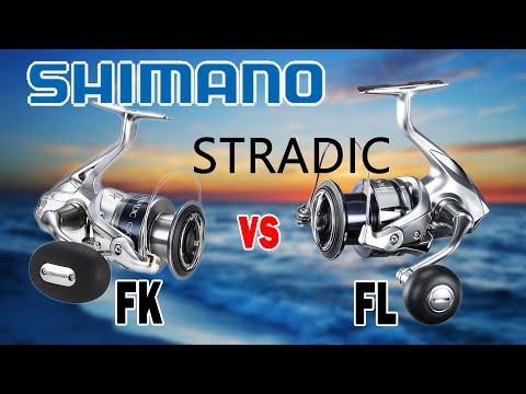Shimano Stradic FK Vs Shimano Stradic FL Review And Comparison