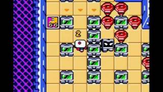 [GBC] Bomberman Max: Blue Champion by Stobczyk 6/6 (Longplay)