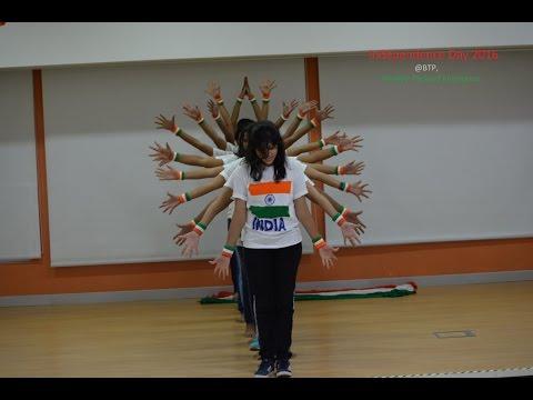 Independence Day Performance 2016 @BTP, Hewlett Packard Enterprise