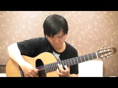 Forever Love - X Japan cover by 陳俊羽