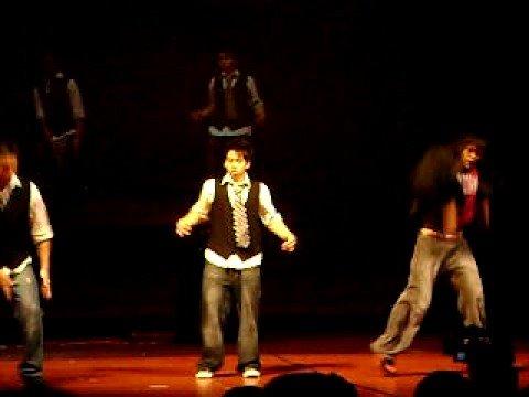 kerr talent show