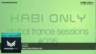 Xabi Only - Global Trance Sessions 035 [06-06-2012]