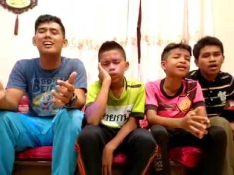 acapella damai yang hilang budak thai
