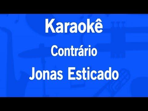 Karaokê Contrário - Jonas Esticado