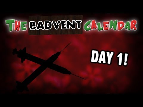 The Inpatient Review | Badvent Calendar (DAY 1 - Worst Games Ever)