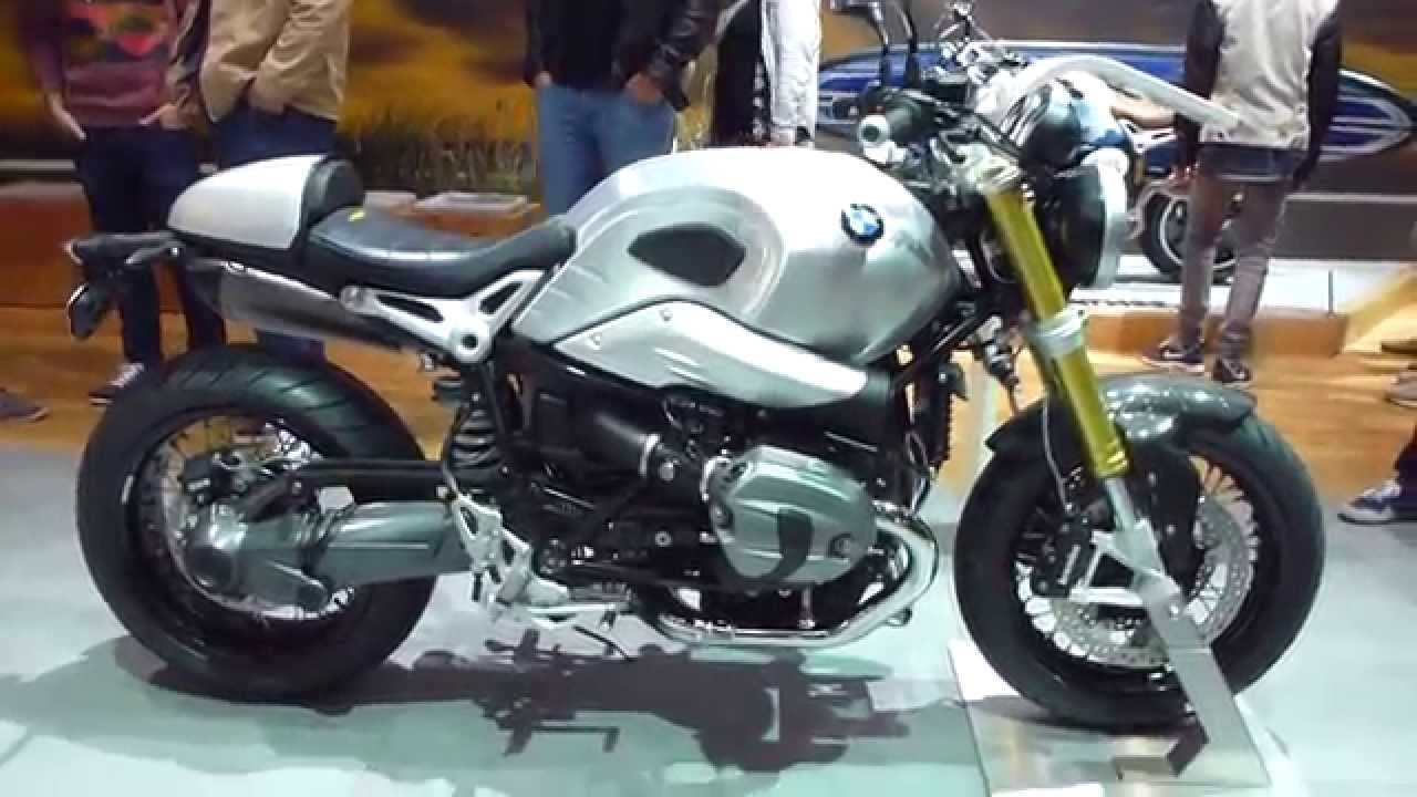 2016 bmw r ninet ''special edition'' h-brushed aluminium tank 110 hp