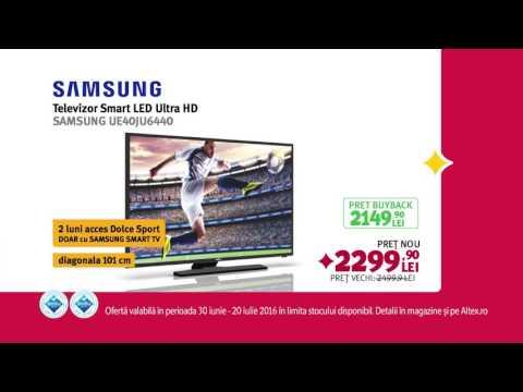 Reclama Samsung - Altex