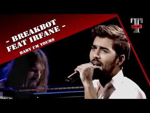 Breakbot Ba Im Yours feat Irfane  on TV Show Taratata Oct 2012