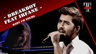 "Breakbot ""Baby I'm Yours"" feat Irfane (Live on TV Show Taratata Oct. 2012)"