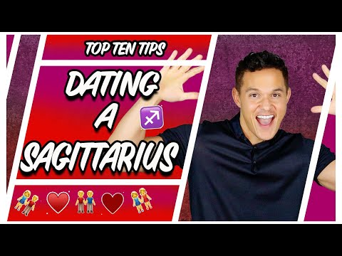 The 10 Things You Need To Know About Dating A SAGITTARIUS♐️💘 Ep.51