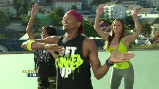 Zumba Madness with Lucas Mthenjane Part 2