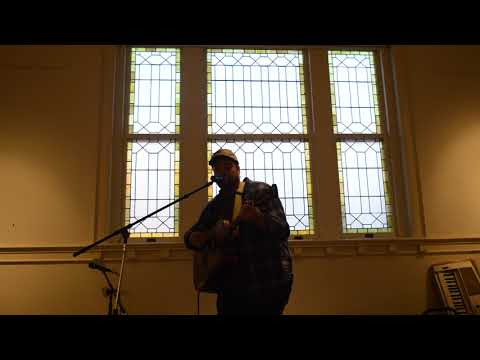 Dustan Snyder Live at Marketview Arts Open Mic, York PA // 04/28/2018
