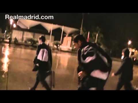 BEHIND THE SCENES El Diluvio Universal Recibe Al Real Madrid En Rabat