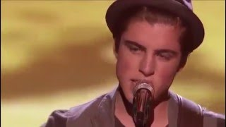 Sam Woolf performs How to Save a Life - American Idol 13 Top 5