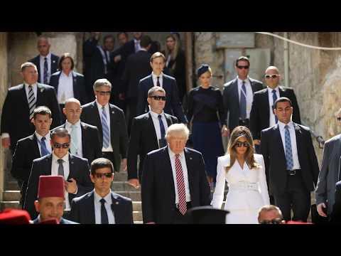 """היחידה לאבטחת אישים - מבצע אבטחת ביקור נשיא ארה""""ב בישראל"""