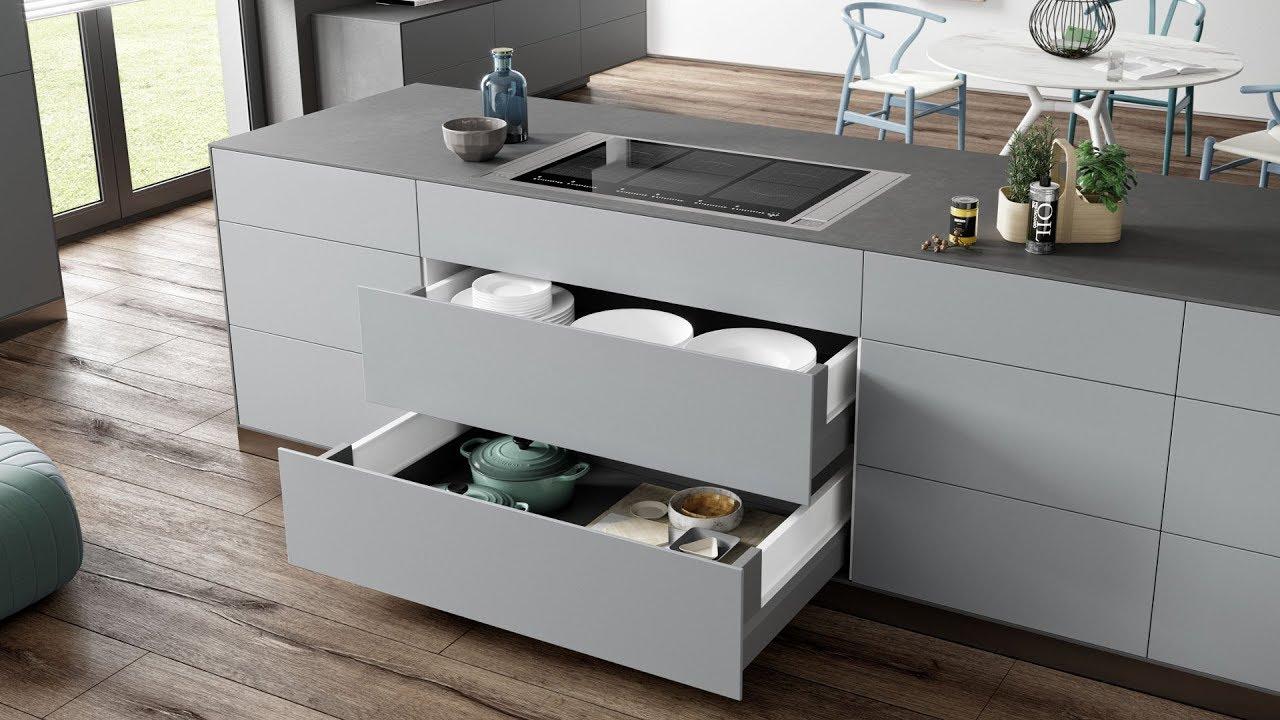 wesco muldenl fter basso ii sl viel platz im. Black Bedroom Furniture Sets. Home Design Ideas