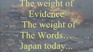 Japan ordered an Alert Nuclear -The weight of evidence-Japón ordenó una  Alerta Nuclear-