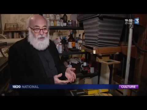 Adolfo Kaminsky, une vie de faussaire reportage du Journal de France 3 - 19/20 National - Culture