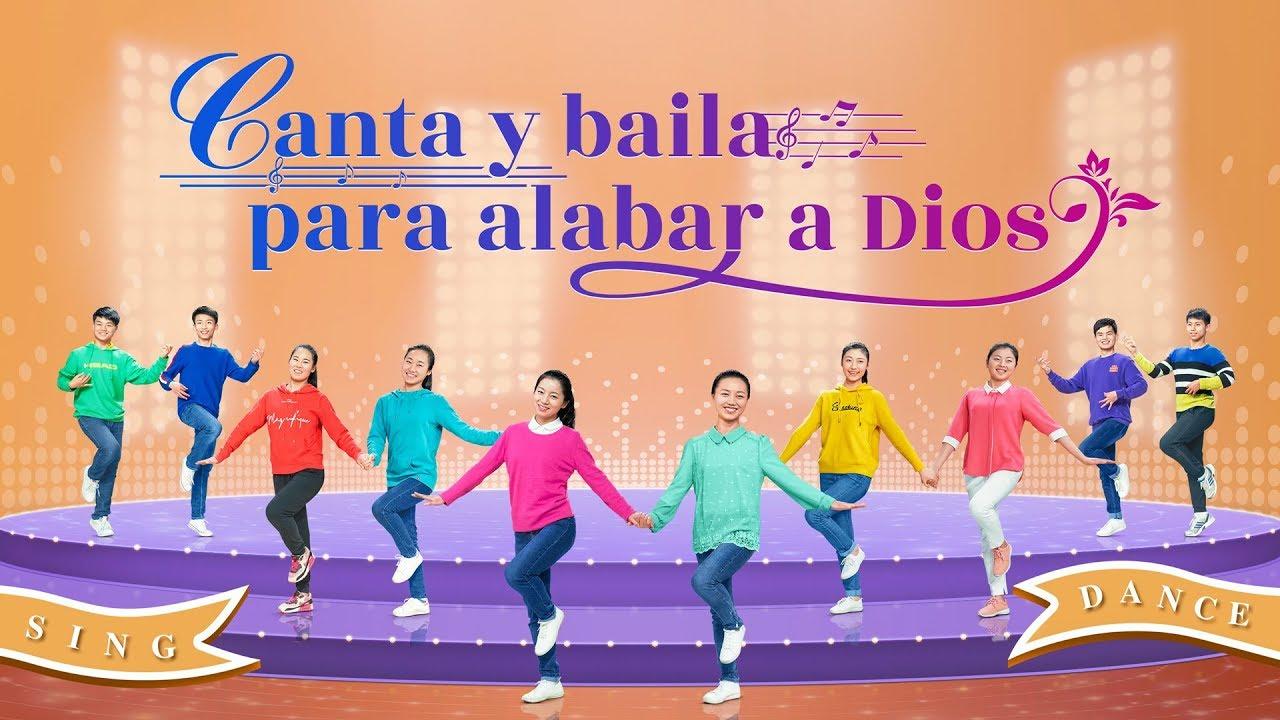 """Danza cristiana   """"Canta y baila para alabar a Dios"""" Alabar a Dios por siempre sin cesar"""