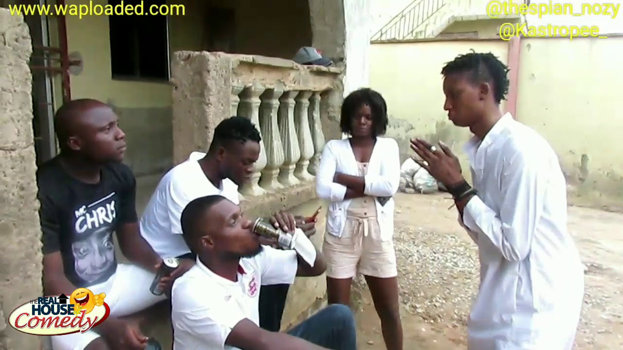 The Couple Scammers (Real House Of Comedy)