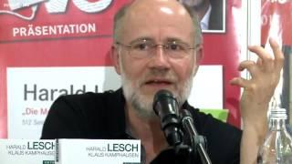 Harald Lesch: Grundeinkommen schafft Sicherheit | Fragerunde 4/7 • Die Menschheit schafft sich ab