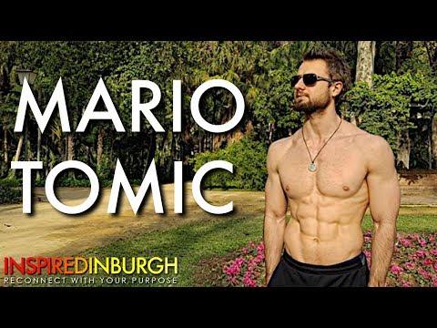 MARIO TOMIC - THE SCIENCE OF SUCCESS | Inspired Edinburgh