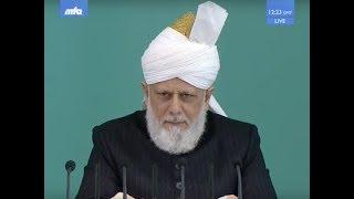 2018-05-18 Der Fastenmonat Ramadhan und Gottesfurcht (Taqwa)