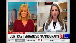 HHC Offers Contrast Mammograms