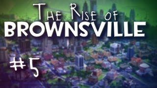 "SimCity - The Rise Of Brownsville Ep. 5 ""Wind Energy"""